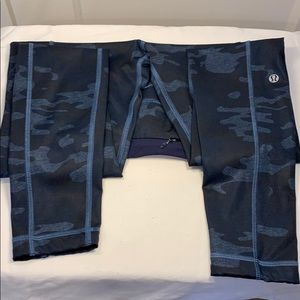 Lululemon 28 ankle pant with pockets
